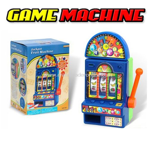 Game machine