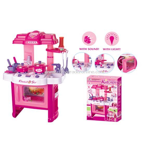 Music Kitchen cart