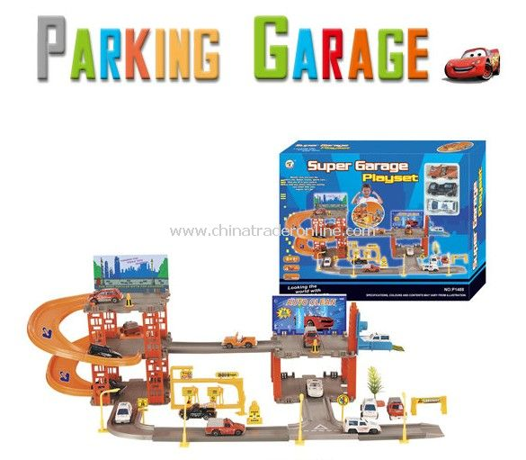 parking senter playset from China