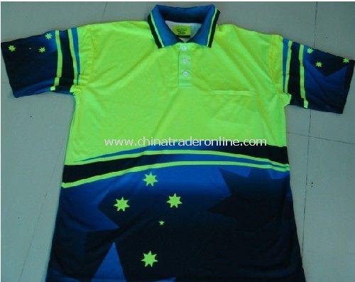 Polo Fluorescent T Shirt