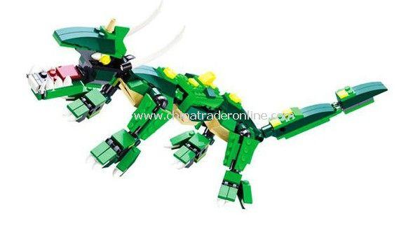 PROTOCERATOPS toy bricks, building blocks