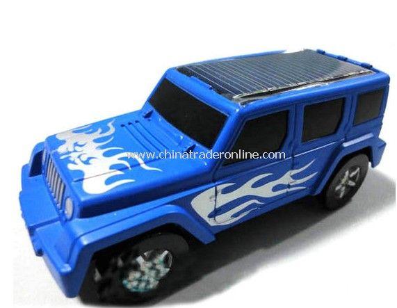 Solar car solar toy