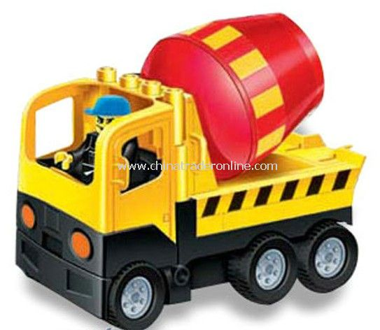 SUPER TRUCK toy bricks, building blocks