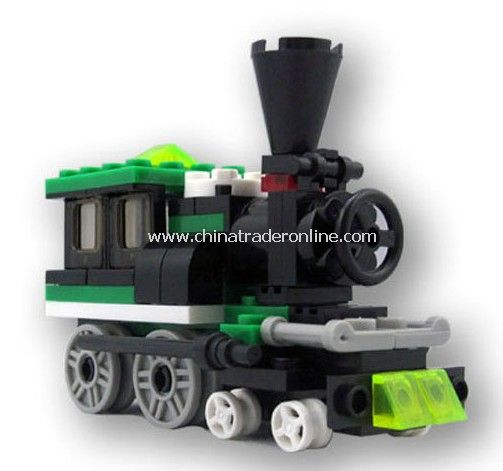 TRAIN toy bricks, building blocks