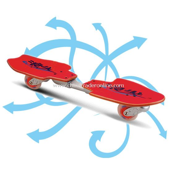 Wave Board -wood from China