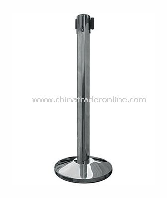 5000MM RETRACTABLE BELT STANCHIONS/DOME BASE
