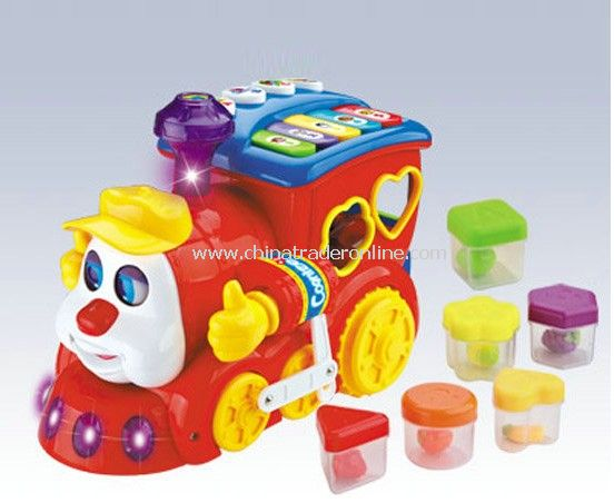 cartoon train for baby