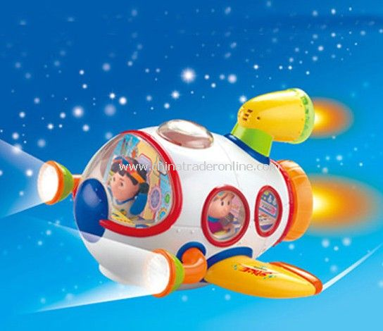 Exploration Spaceship baby toy