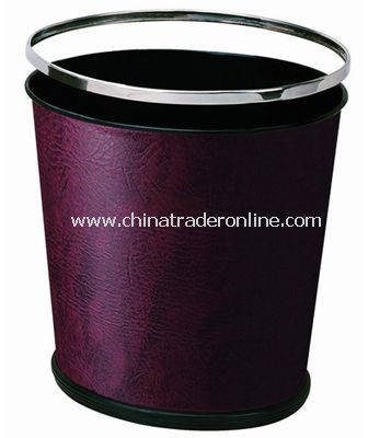 SINGLE LAYER CONIFORM OVAL DUSTBIN WITH REMOVEBLE RING