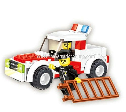 SPEED CAR toy bricks, building blocks from China