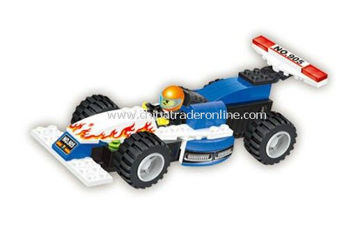 SPEED RACER building blocks from China