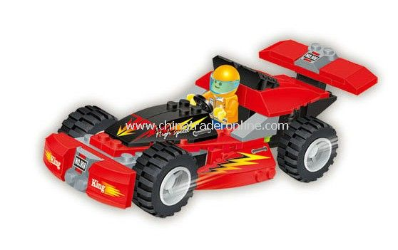 SPEED RACER toy bricks