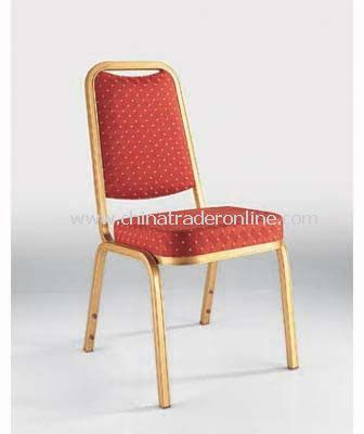 ALUMINIUM BANQUET CHAIR from China