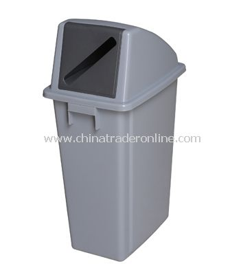 PLASTIC WASTE PAPTER GATHERING TANK