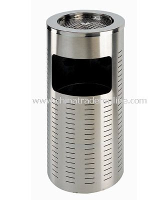STAINLESS STEELROUND ASHTRAY STAND from China