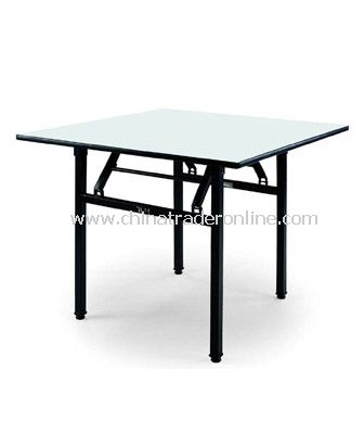 BANQUET FOLDABLE SQUARE TABLE