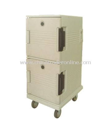 DOUBLE WALL FOOD CARRIER