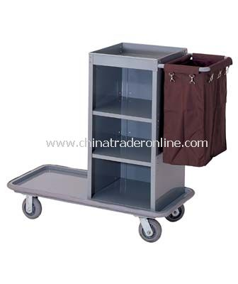 HOUSEKEEPING CART/WITH ONE BAGS