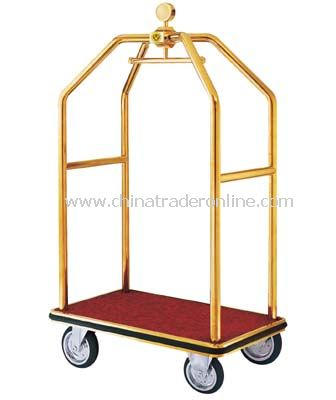 LUGGAGE CART/WITH HANGER BAR