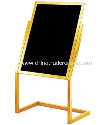 SIGN STAND(BLANK BOARD) from China