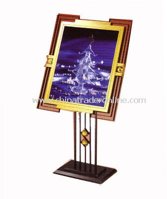 SIGN STAND(BLANK BOARD)