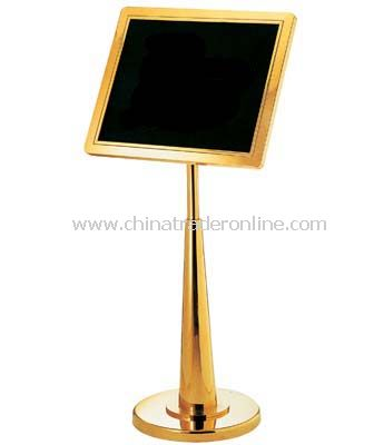 SIGN STAND (BLANK BOARD)