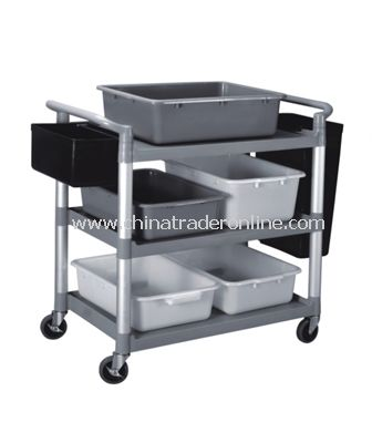 UTILITY CART WILL ALL ACCESSORIES