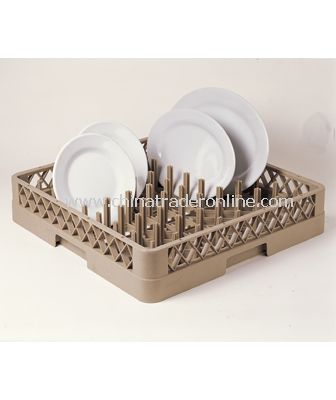 64COMPARTMENT  PLATE & TRAY RACK