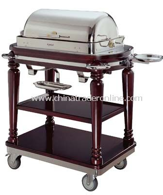 BUFFET DINING TROLLEY