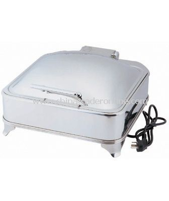 CHAFER/STEEL LID /ELECTRICAL