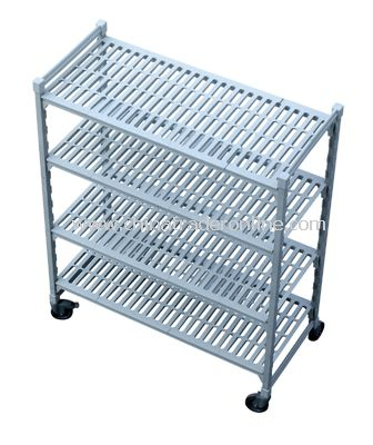 PLASTIC SHELVING from China