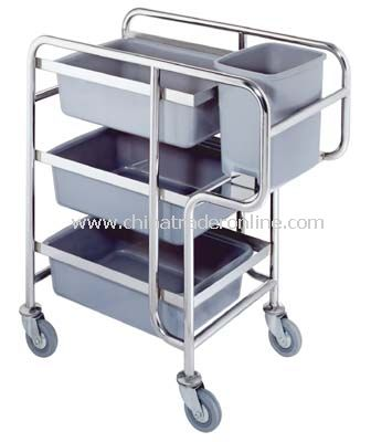 RESTAURANT TROLLEY