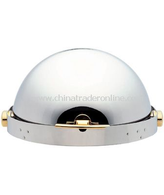 ROUND BUILT-IN CHAFING DISH