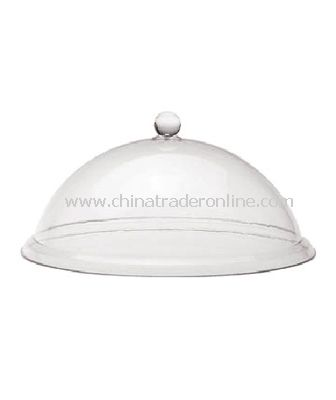 ROUND FOOD COVER WITH HANDLE