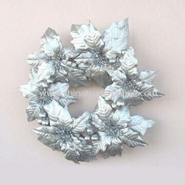 Handmade Artificial Wreath, Suitable for Home/Christmas Decorations, Customized Designs are Welcome