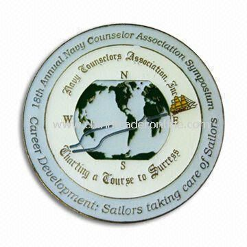 Memorial Coins, Available in Various Colors and Materials, Suitable for Promotions or Collections