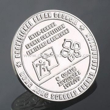 Memorial/Souvenir Coin, Suitable for Promotional, Give-away Gift, and Collection Purposes