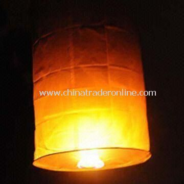 Novelty Lantern, Various Styles for Festival Celebrations like Christmas, New Year and Party