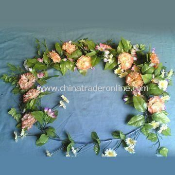 Silk Flower/Decoration Flower/Gift Flower/Handcraft Flower with Reasonable Price and High-quality