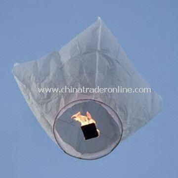 Sky Lantern, Various Styles for Festival Celebrations