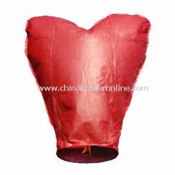 Sky Lantern for Festival Celebrations, Various Styles and Colors are Available