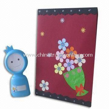 Voice Mothers Day Card, OEM Orders are Welcome, Measures 12.5 x 17.8cm