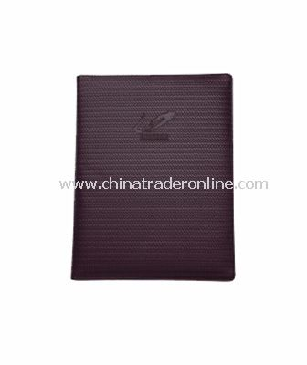 3 FOLD GUEST STATIONERY BOOK