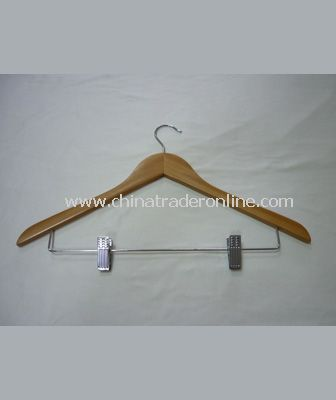 FEMALE HANGER WITH ANTI THEFT HOOK