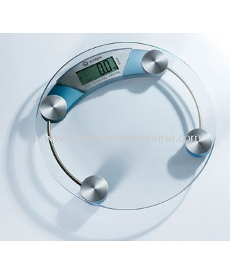 ROUND ELECTRONIC SCALE