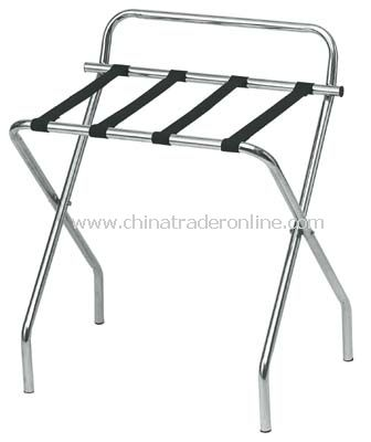 STEEL LUGGAGE RACK