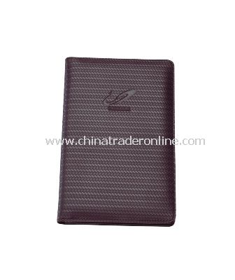 SYNTHETIC LEATHER BILL FOLDER