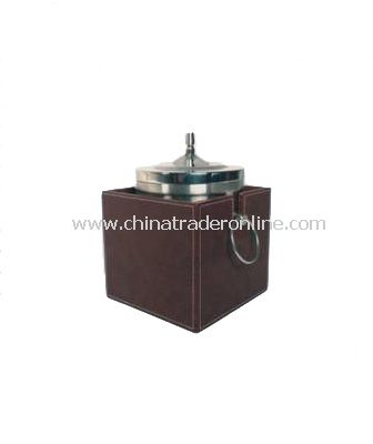 SYNTHETIC LEATHER ICE CAN BOX
