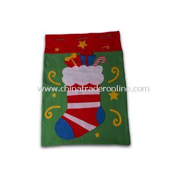 72 x 50cm Santa Sack with Christmas Stocking