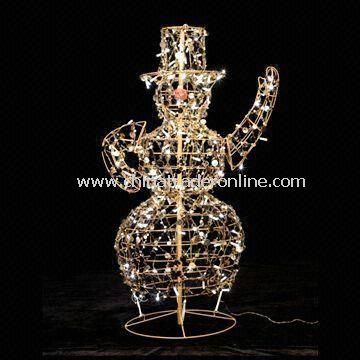 Christmas Light, Measuring 57 x 48 x 92cm from China